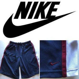 Men's NIKE drawstring short with pockets